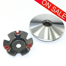 GY6 150cc Sport high Performance Racing Variator Front Clutch for 125cc 150cc Scooter 152QMI 157QMJ(China)