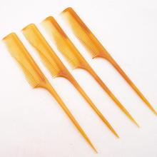 1Pc Hairdressers Barbers Pin Tail Comb Health Care Hair Styling Tail Combs Not Easy Break Y1-5