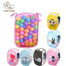 Minions Hello Kitty Clothing Storage Basket Folding Children Toys Storage Basket Kid Toy Shoes Storage Box Laundry Basket XB0021