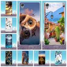 Buy Sony Xperia X F5121 Dual F5122 Case 3D Painting Fundas Sony X Cover Soft TPU Silicone Coque Sony X 5.0'' Phone Cases for $1.51 in AliExpress store