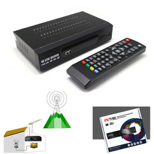 USA Canada Mexico Korea Digital HDMI Signal Terrestrial ATSC TV Set Top BOX Converters Tuner RECEIVER Decode