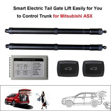 Smart Auto Electric Tail Gate Lift for Mitsubishi ASX 2013-2016 Control Set Height Avoid Pinch With electric suction
