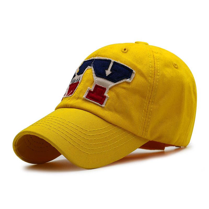 SNP Black white New York baseball cap bone snapback cap brand baseball cap gorras Black hats for men ny casquette hat wom 5