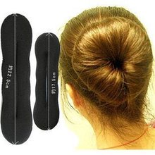 $10 (mix order) Free Shipping fashion simple sponge hair disk hair stick hair jewelry T6024
