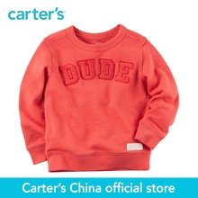 Carter's 1pcs baby children kids French Terry Pullover 243G816/263G806,sold by Carter's China official store