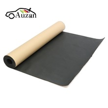 100cmx200cm Roll 5mm Car Sound Heat Insulation Cotton Sound-proofing Deadening Insulation Foam Mat Acoustic Panel(China)