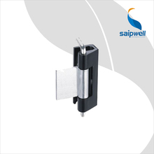 270 Degree Cabinet Hinge / ADB Black Finish Zinc Alloy Rotating Door hinge (SP026)(China)