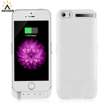 Hot Sale Battery Charger Case For iPhone 6 6S Plus Power Bank External Rechargeable Power Case Extended Battery for iphone 6 6S(China)
