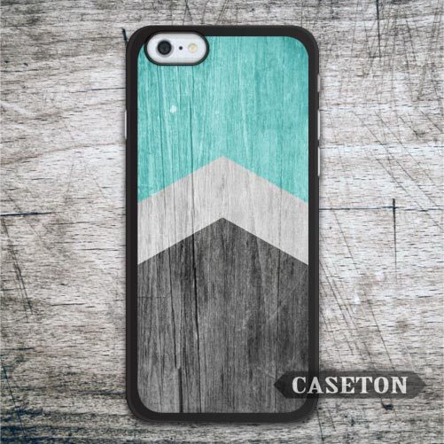 Mint Wood With Arrow font b Case b font For font b iPhone b font font