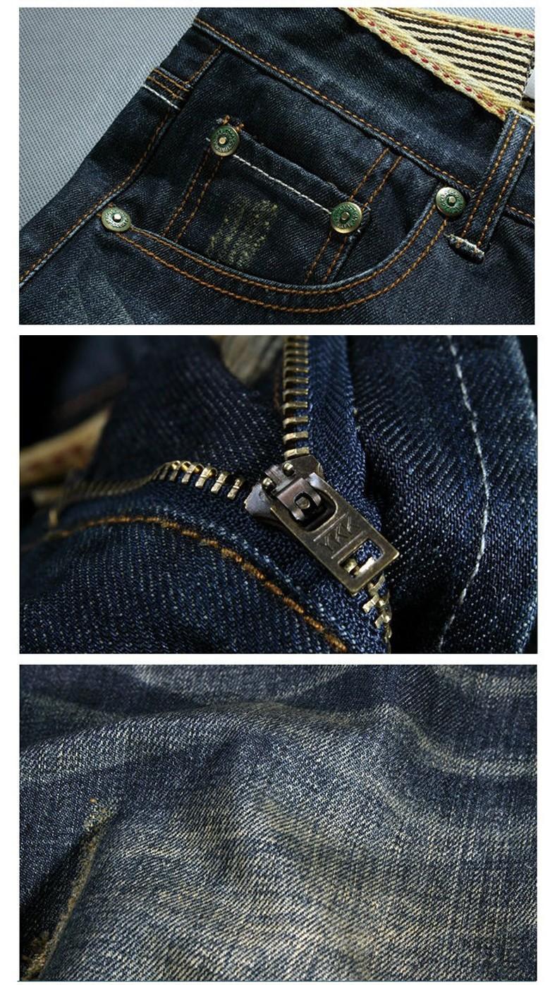 2017 Men Shorts Plus Size 38 New Brand Summer Men Jeans Shorts Fashion Designers Shorts Cotton Jeans Men\`s Slim Jeans Shorts4