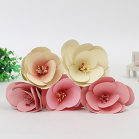 Find all china products on sale from kscraft lovers store on kscraft eco friendly colorful diy handmade paper flowers wedding decoration baby shower party decoration supplies junglespirit Image collections
