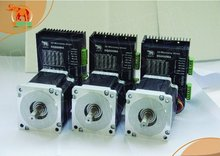 Promotion!!! Nema 34 Wantai Stepper Motor Single Shaft1232oz-in, 5.6A, WT85STH118-6004A,2 phases 3Axis CNC Mill And 7.8A Control