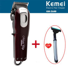 Haircut Styling Tools Kemei Rechargeable Shaver Professional Clipper Adult Razor Electric Hair Cordless Trimmer Cutting Blades