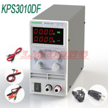 wanptek KPS3010DF Adjustable High precision LED display switch DC Power Supply protection function 30V10A 0.01V 0.001A