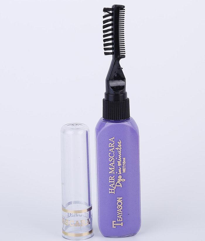 Beauty Women Hair Color Styling Hair Dye Color Chalk Temporary Non-toxic DIY Hair Cream Party Dye Pen Crayons 16