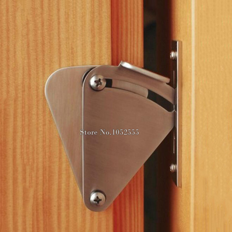 High Quality Wood Door Gate Lock Pull Door Solid S...