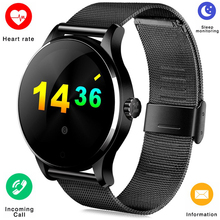Buy Smartwatch K88H Smart Watch HD Display Screen Heart Rate Monitor Sport Pedometer Fitness Tracker Huawei Xiaomi IOS Android for $42.00 in AliExpress store