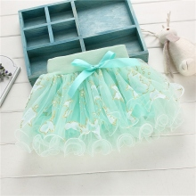 Girls pettiskirt baby tutu skirts pink tulle puffy skirts toddler/infant short cake skirt children princess(China)