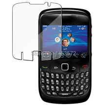 1 x Clear LCD Screen Protector Film Guard For Blackberry Curve 8520 8530 Aries(China)