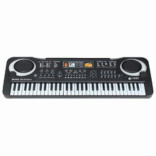 61 Keys Music Electronic Keyboard Electric Piano Organ Development Instrument Toy(China)