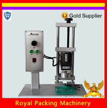 best price desk auto Capping machine screw capper, capper machine, bottle cap lid capping machine, electric capper with spring