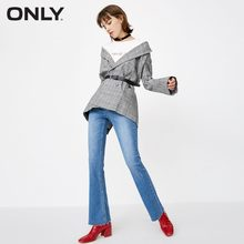 ONLY women's spring new wave point BF jeans | 118132560(China)
