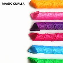 New arrival 3 types optional snail curlers 30/45/55cm long magic roller easy to use DIY spiral curls hair styling tools