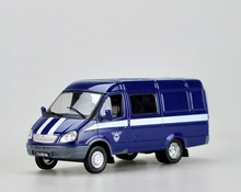 Special offer Out of print DEA 1:43 Russian van Alloy car models The new plastic packaging Favorites Model