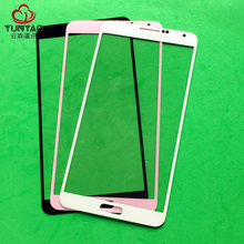 10pcs/lot Replacement LCD Front Touch Screen Glass Outer Lens For Samsung Note 3 N900 9000 9005 Note3(China)
