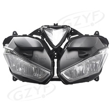 For Yamaha YZF R3 R25 2014 Headlight Headlamp, Motorcycle Head Light Lamp Assembly High Quality