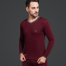 Feilibin 2017 New Winter Mens Thermal Underwear Sets Men Brand Stretch Men's  Thick Thermal Underwear Male Warm Long Johns
