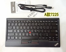 New Original for Lenovo ThinkPad Compact USB Keyboard with Trackpoint Tablet PC 0B47190(China)