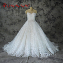 hot sale off the shoulder special lace design Wedding Dress factory made wholesale price wedding gown custom factory made(China)