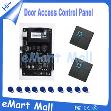 good quality TCP/IP Network C3-100 Intelligent One-door Two-Way Access Control Panel kit+2 PCS RFID reader