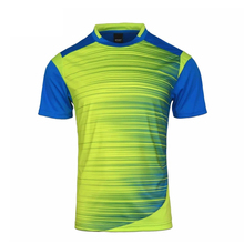 Men Sportwear Top Clothing 2017 Football Jerseys Golf Teens Shirt Boys Soccer Training Jerseys Breathable Running T-shirt(China)