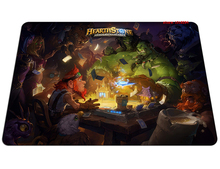 Hearthstone mouse pad Christmas gift mousepad laptop large mouse pad gear notbook computer gaming mouse pad gamer play mats
