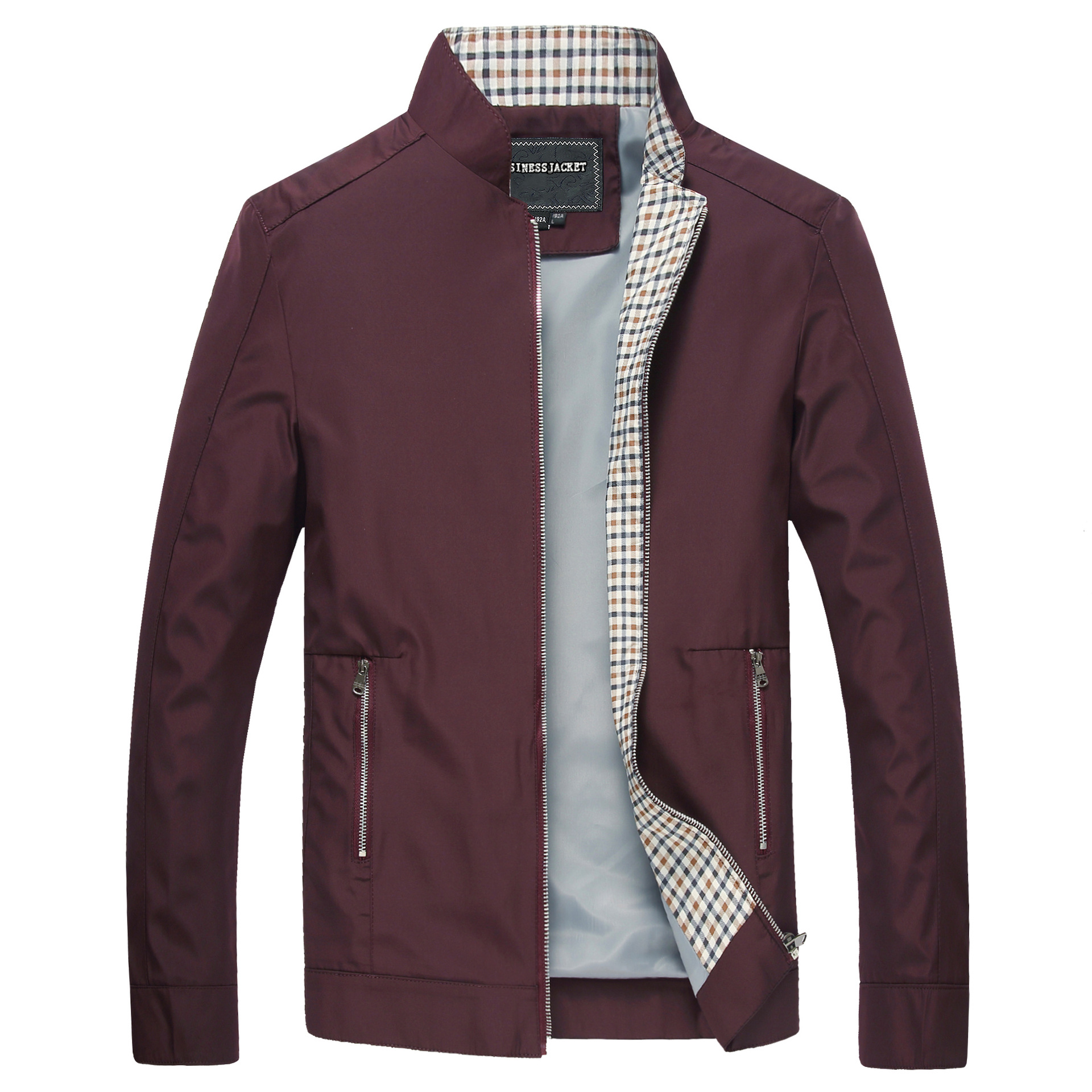 90-Day Archives Mens spring jackets fashion