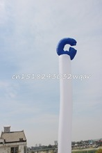 Sky Dancer Air Dancer Inflatable Toys 6M 20FT Inflatable Tube NO Blowers 00G(China)