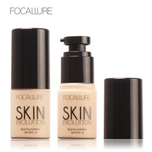 Liquid Foundation Moisturizer For Make Up Base Studio Fix Fluid Spf 15 Concealer Face Primer Cream Contour Make Up(China)