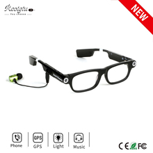 Wireless Bluetooth Camera Glasses HD 720P Sports DV Smart Sunglasses Mini Camcorders Glasses With Headset To Calls And Music(China)
