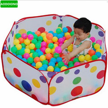 Hot Children Toys Tent Game Ball Pits Pool Foldable Children Ball Pool Outdoor Fun Sports Educational Toy