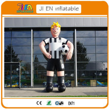 5mH inflatable people, inflatable football player(China)