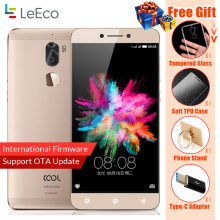 "Original Letv Cool 1 Dual Leeco Coolpad Cool1 Snapdragon 652 Mobile Phone 3GB RAM 32GB 5.5"" FHD 13MP Dual Cameras Fingerprint ID"
