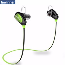 lewinner K3 Bluetooth 4.0 Sport Earphone Hand Free Wireless Bluetooth Headset headphones Sports In-ear Bluetooth Earphone