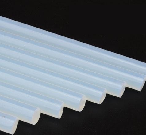 90pcs 7*270mm plastic/resin Economy Hot Melt Glue Sticks Translucence Hot Melt Glue Adhesive Stick,Hot Melt Glue Gun Stick<br>