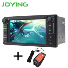 Android 2 Din Head Unit HD Screen Bluetooth Auto Radio For Toyota Corolla Rav4 Hilux Prius Kluger Vios Mr2 Support DVB With DVR
