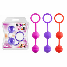 lovetoy Kege Ball Ben wa ball Exerciser Smart Bead Ball Vaginal Massage Koro Vagina Training Sex toy for women Sex products