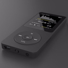 Speaker Mp3 Music Player 1.8'' TFT Black 16G MP3 HiFi Lossless Sound Music Player FM Recorder TF Card Hidden Voice Recorder @Z