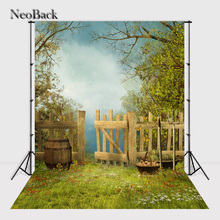 Buy NeoBack Thin vinyl cloth New Born Baby Photography Backdrop children kids backdrops Printing Studio Photo backgrounds A1642 for $8.57 in AliExpress store