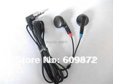 Linhuipad Low cost stereo airline earbuds for library,hotel,hospital,gyms 500pcs/lot(China)